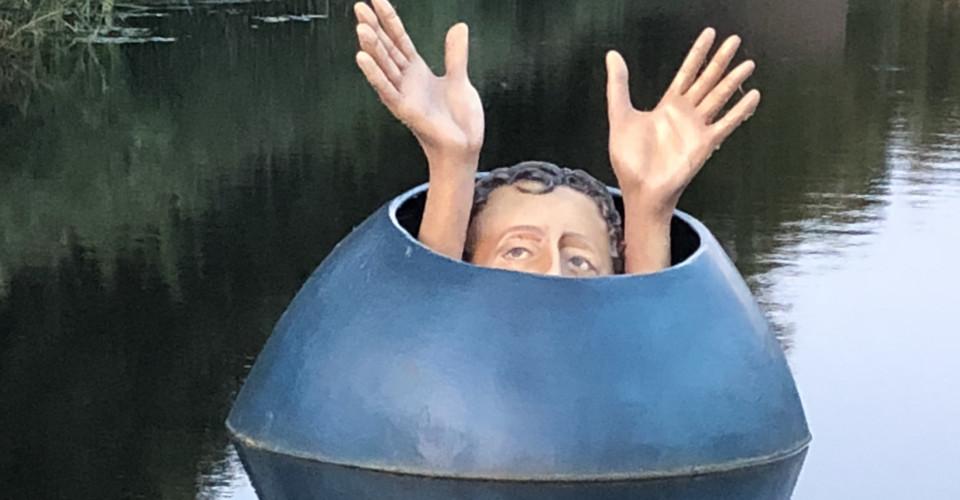 Hoe houd jij je kop boven water